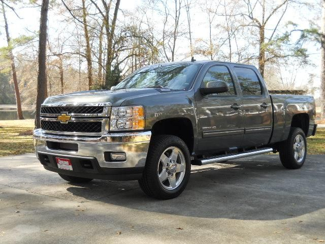 2011 Chevrolet Silverado 2500hd Photos Informations Articles