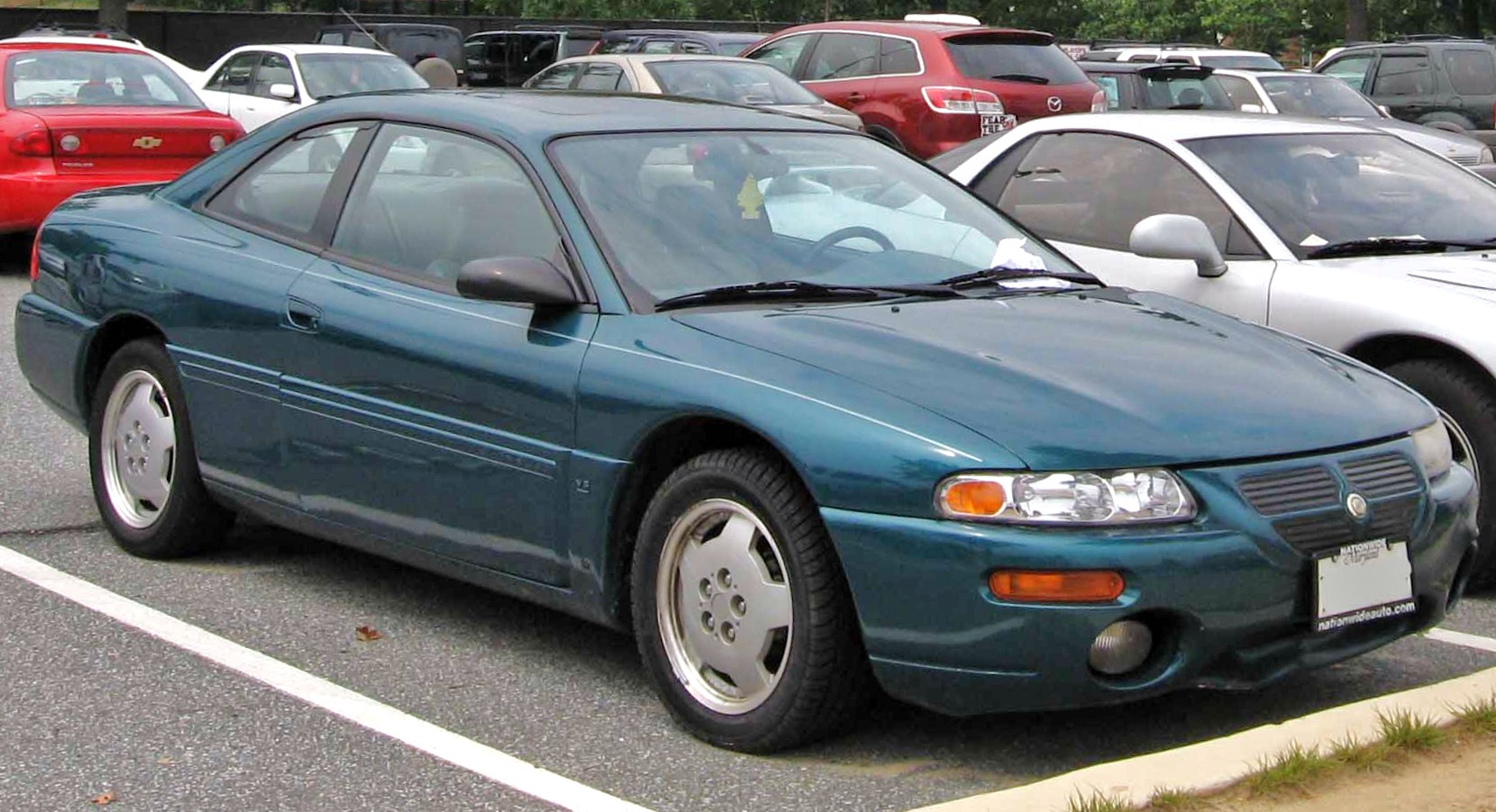 1996 Chrysler Sebring #11