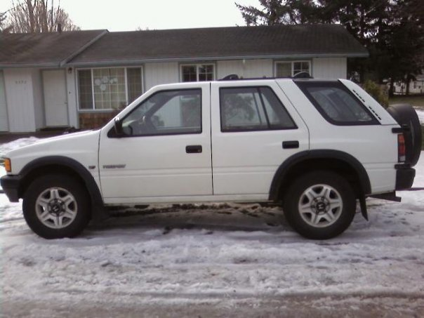 1997 Honda Passport #6