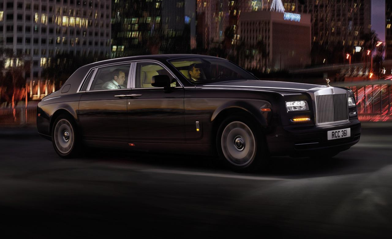 2013 Rolls royce Phantom #9