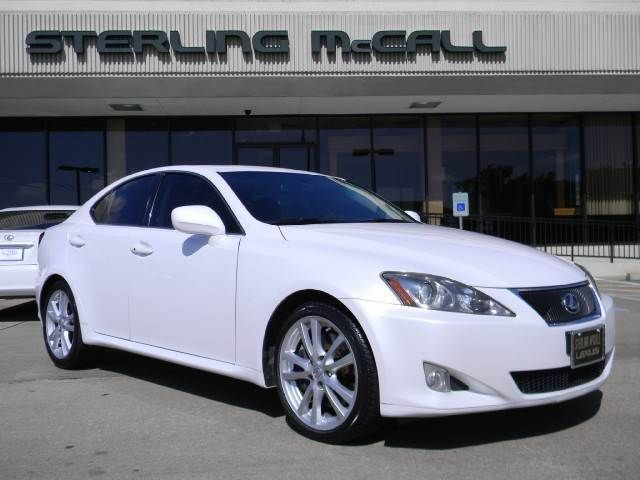 2007 Lexus Is 350 #9