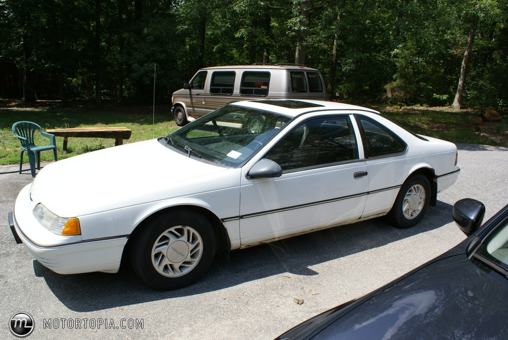 1991 Ford Thunderbird #5