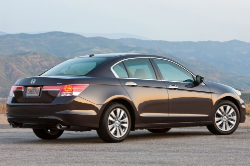 2012 Honda Accord #3