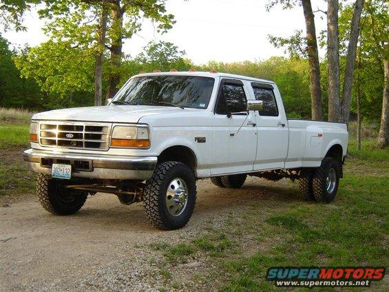 1994 Ford F-350 #3