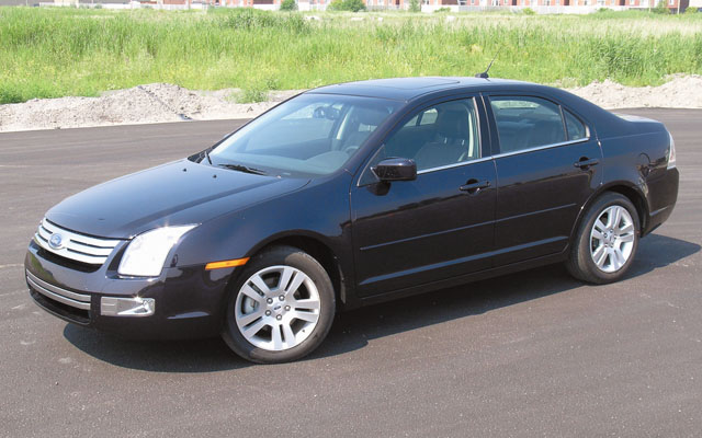 2008 Ford Fusion #7