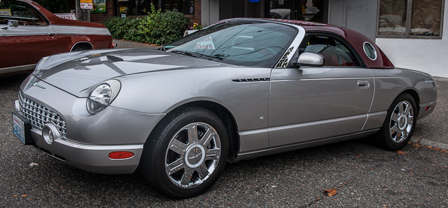2004 Ford Thunderbird #3