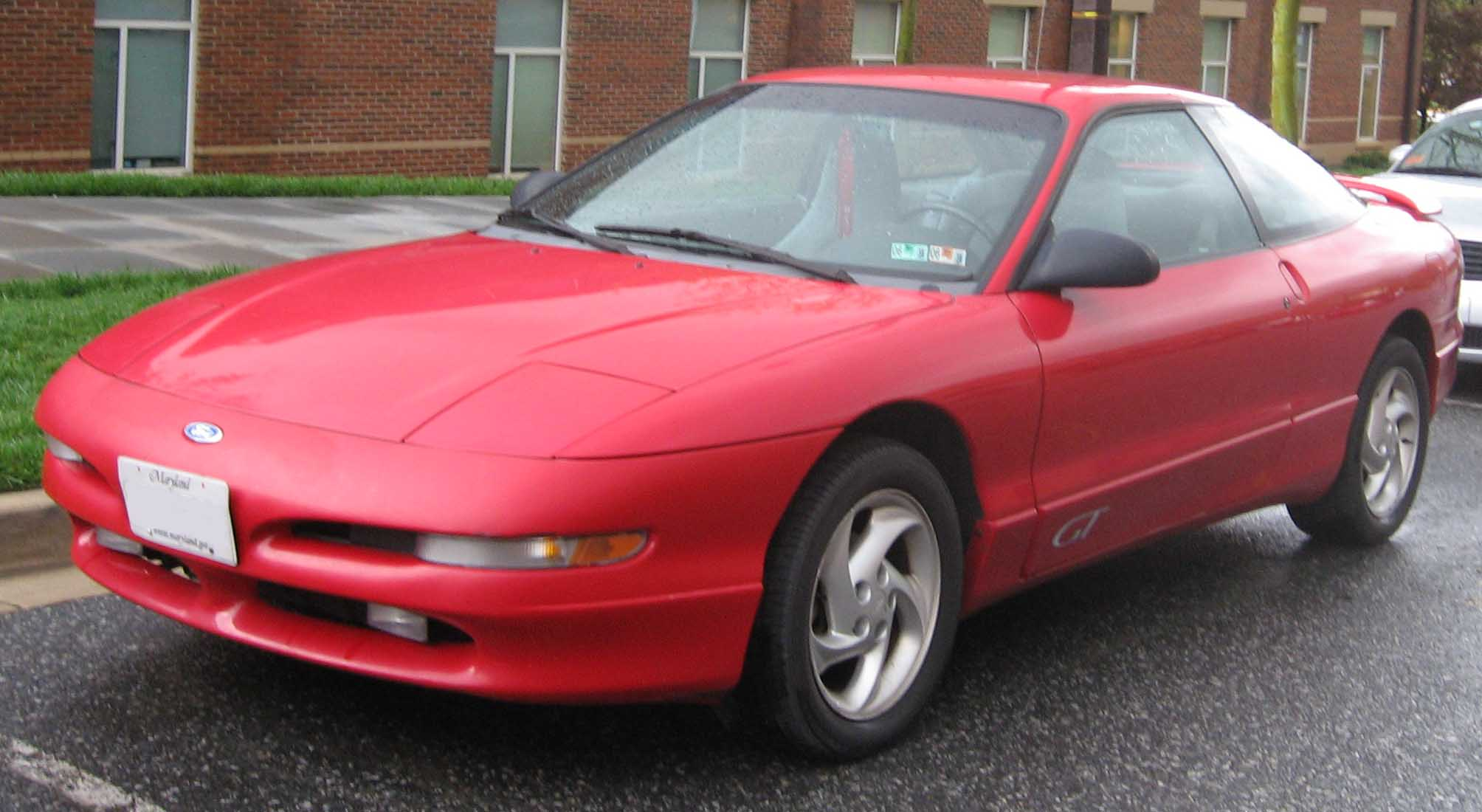 1996 Ford Probe #7
