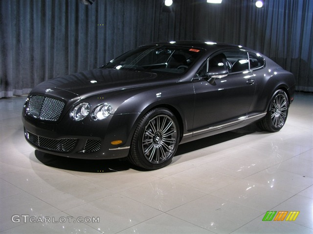 2008 Bentley Continental Gt Speed #12
