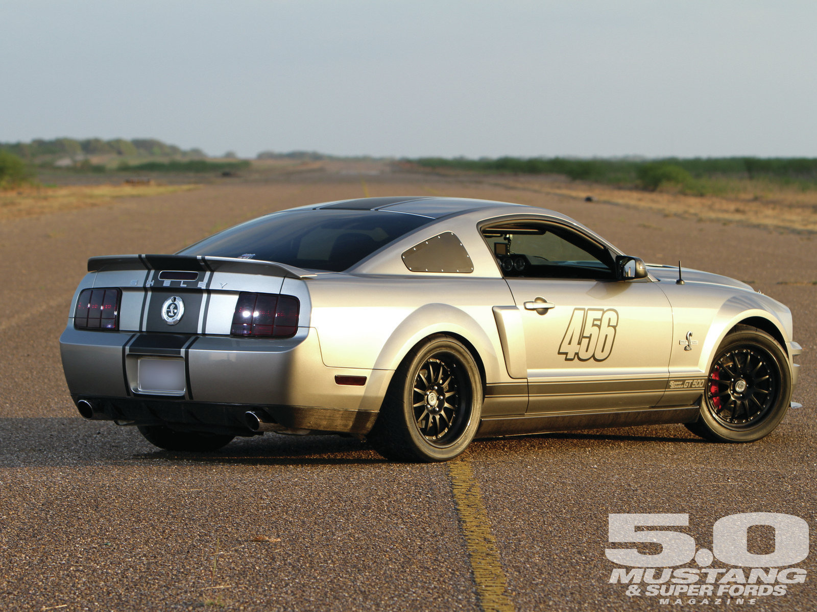 2008 Ford Shelby Gt500 #14
