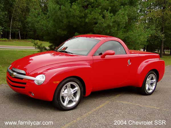Chevrolet Ssr Photos Informations Articles Bestcarmag Com