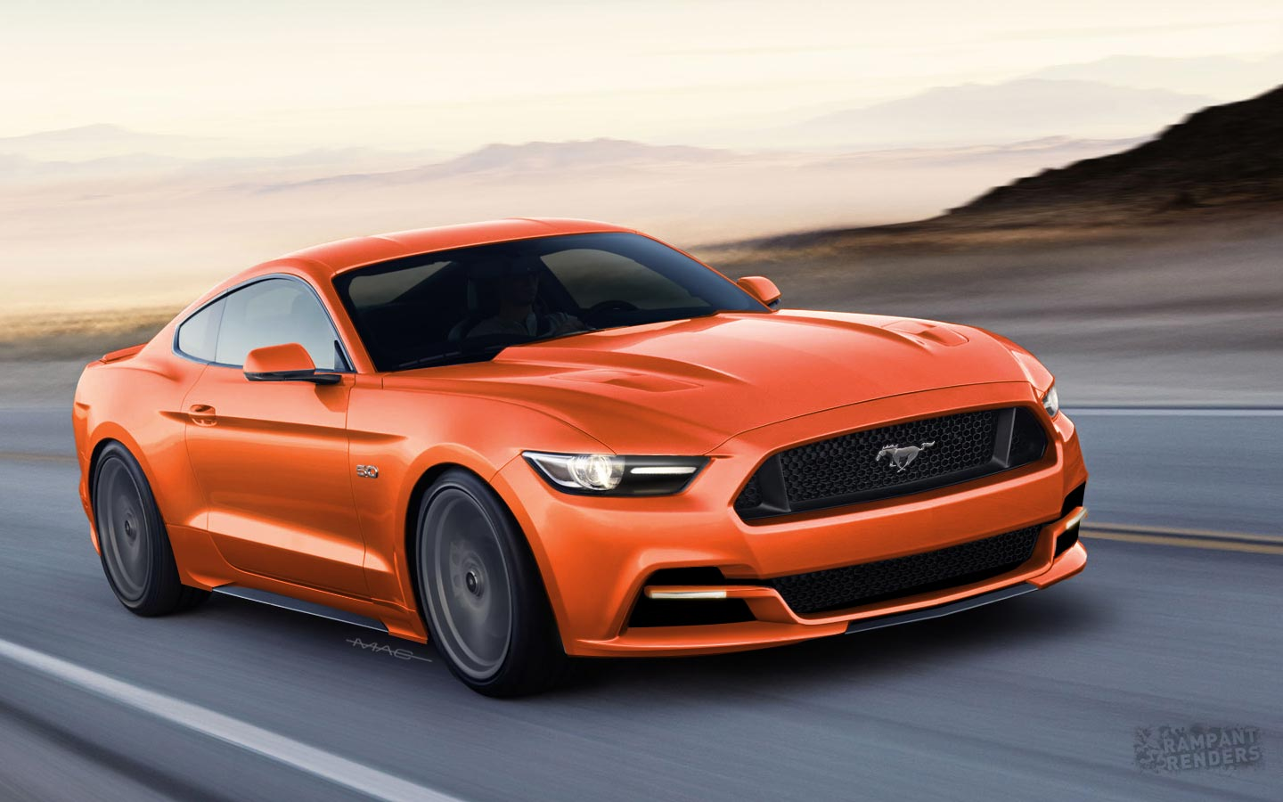 2015 Ford Mustang #3