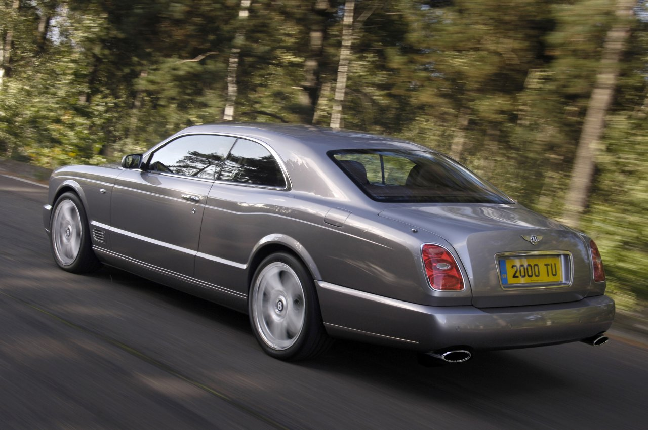 2010 Bentley Brooklands #8