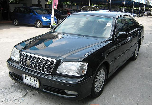 2003 Toyota Crown #5
