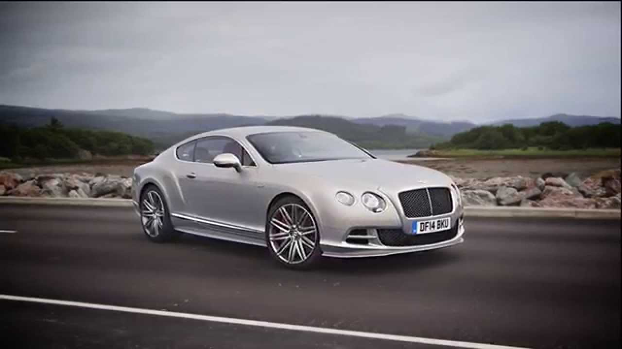 Bentley Continental Gt Speed #7