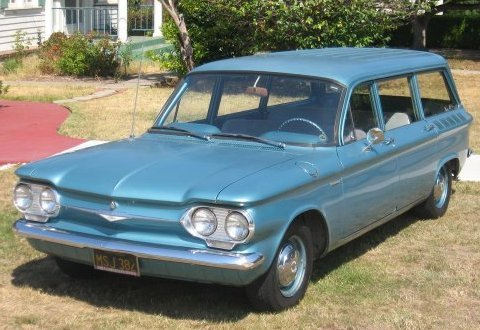1961 Chevrolet Corvair #12