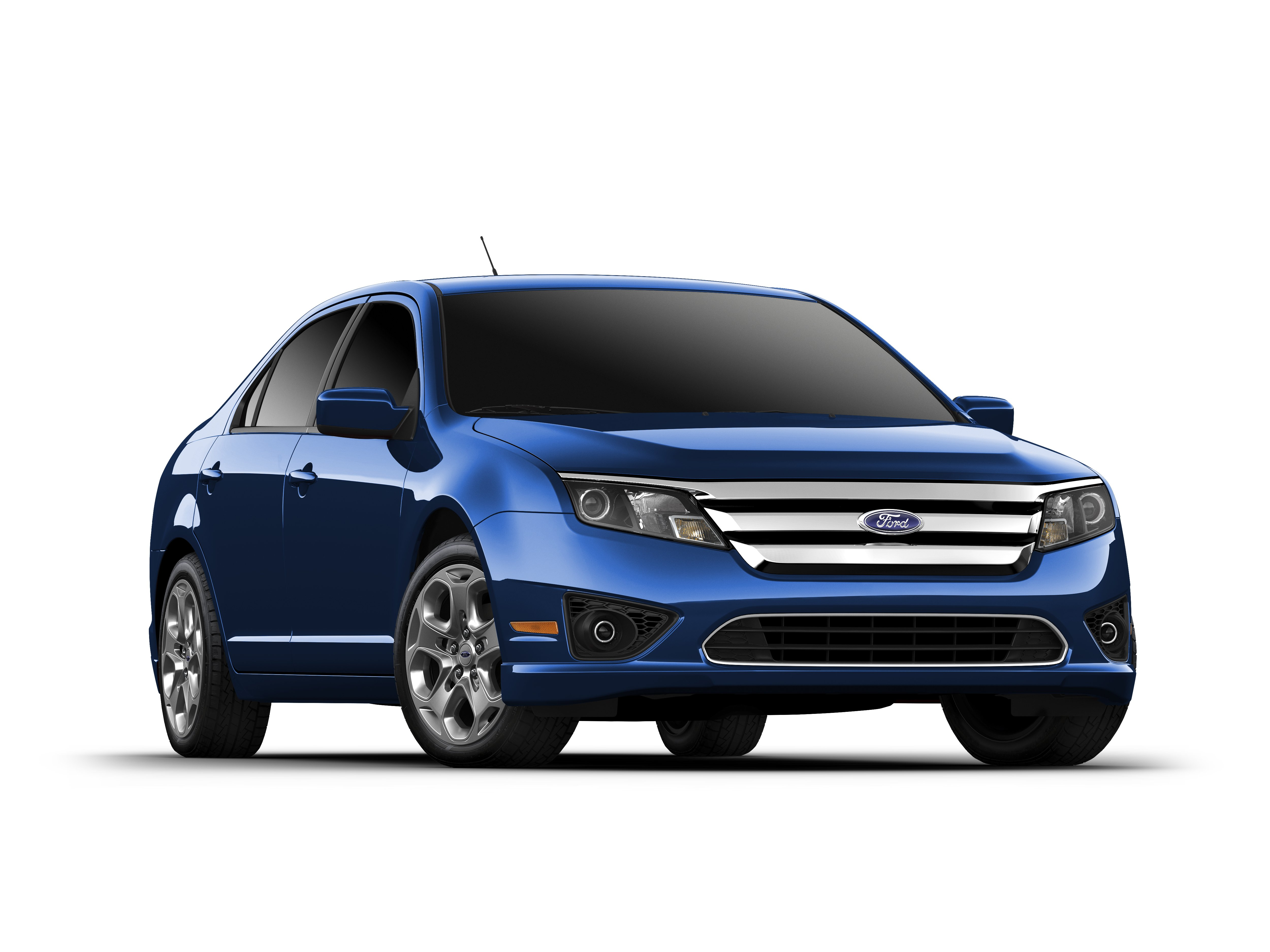 2012 Ford Fusion #1