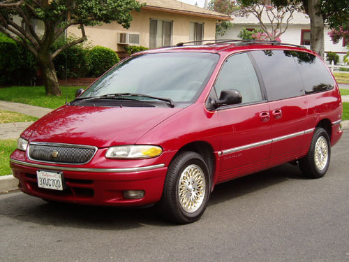 1998 Chrysler Town And Country #12