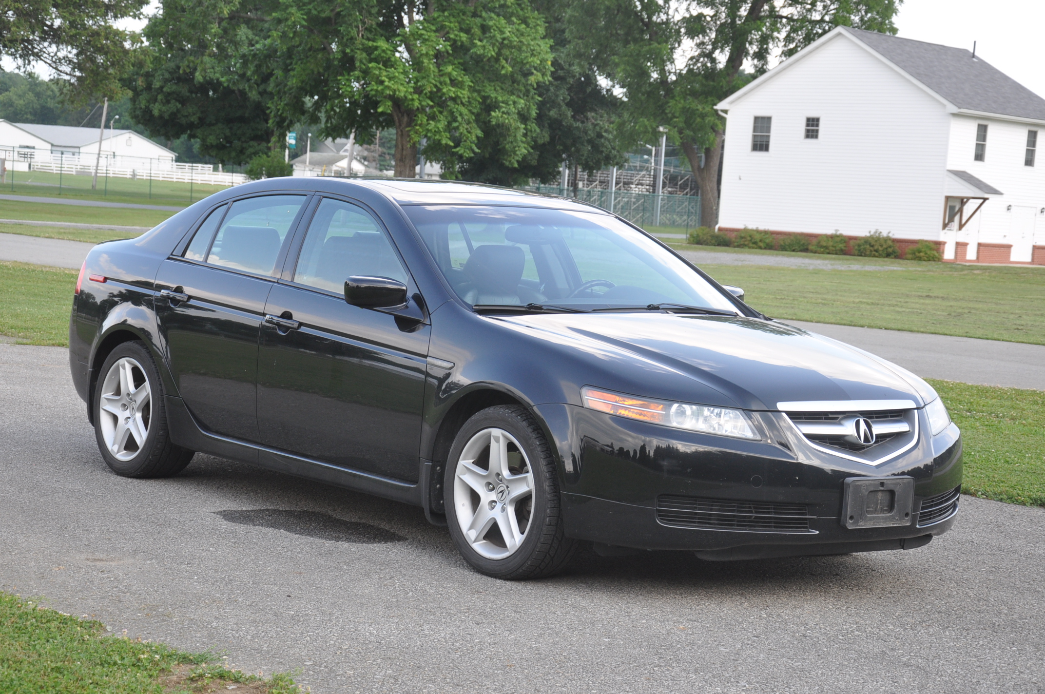 2004 Acura Tl s Informations Articles BestCarMag