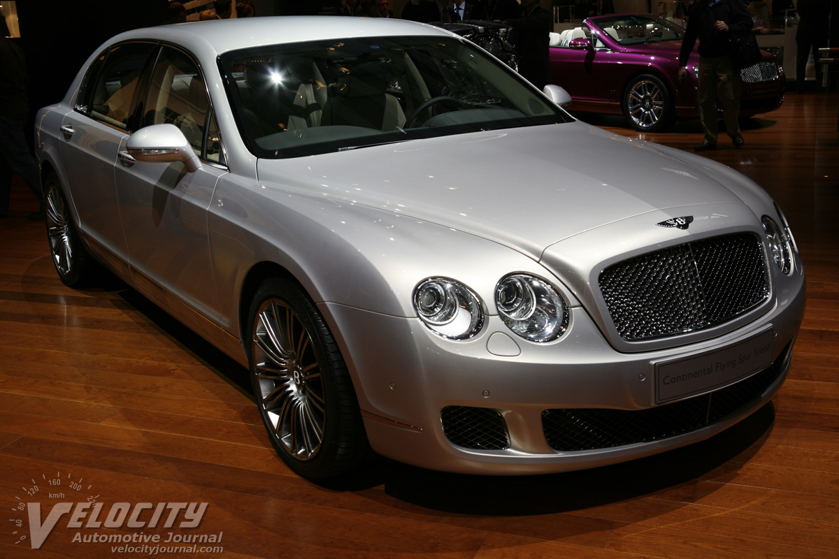 2011 Bentley Continental Flying Spur #10