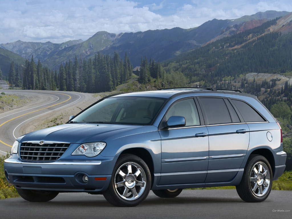 Chrysler Pacifica #5