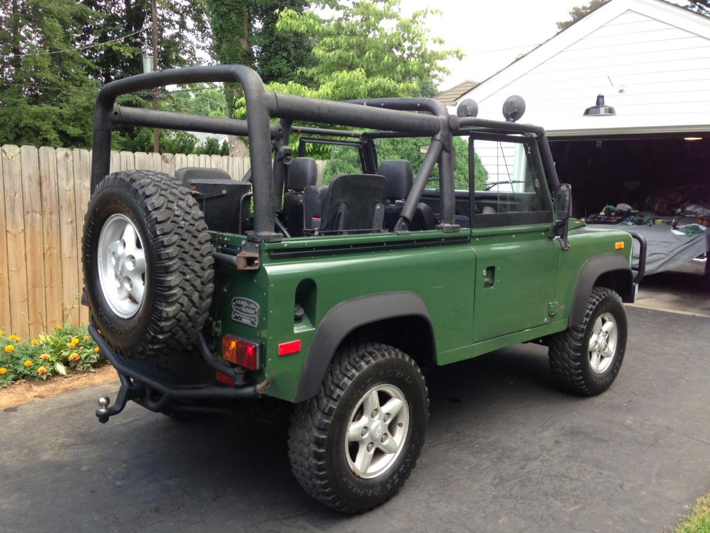 1994 Land Rover Defender #17