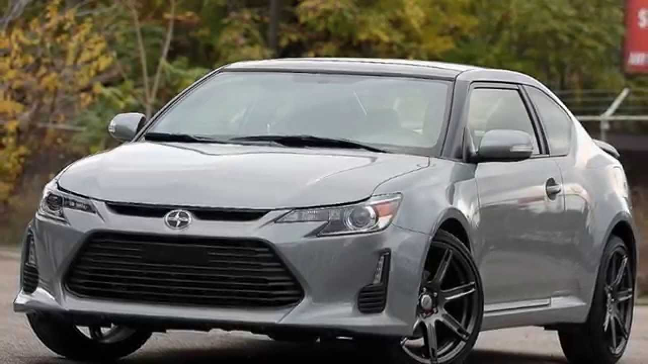 2015 Scion Tc #1