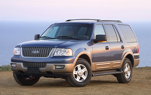 2006 Ford Expedition #9