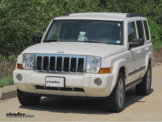 2008 Jeep Commander #7