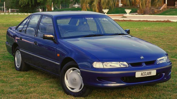 1993 Holden Commodore #1