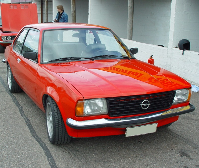 opel ascona photos informations articles. Black Bedroom Furniture Sets. Home Design Ideas
