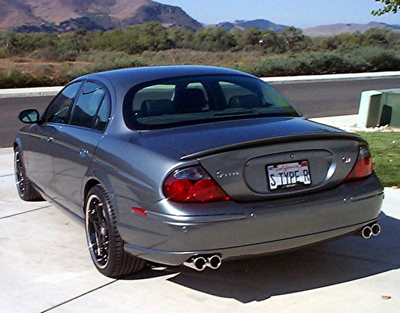 2003 Jaguar S-type #12