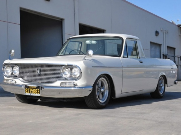 1964 Toyota Crown #10