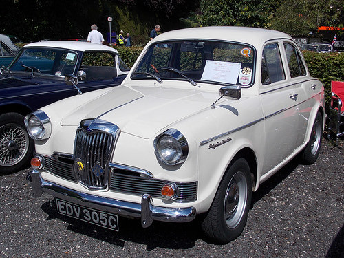 1965 Riley One-Point-Five #12