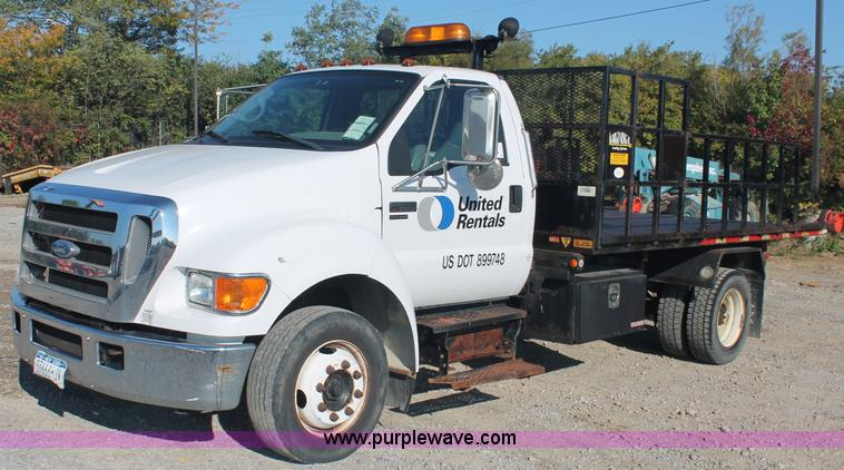 2007 Ford F-650 #13