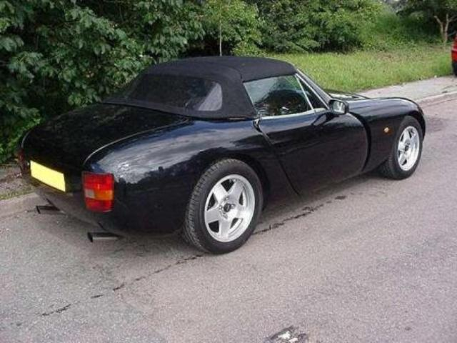 2002 TVR Griffith #12