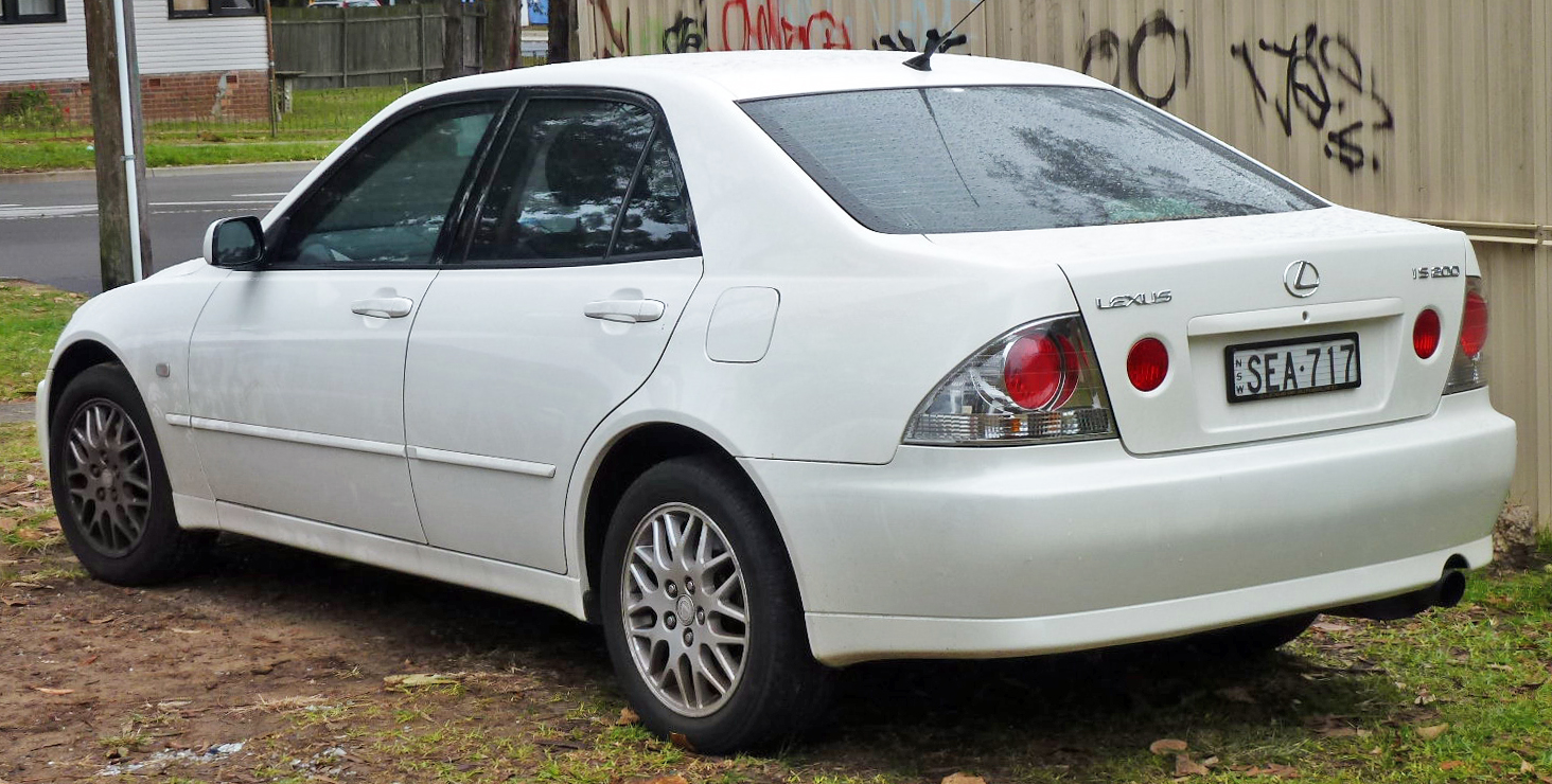 2005 Lexus IS #4