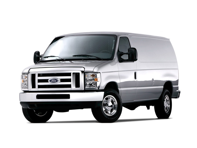 2013 Ford E-series Van #5