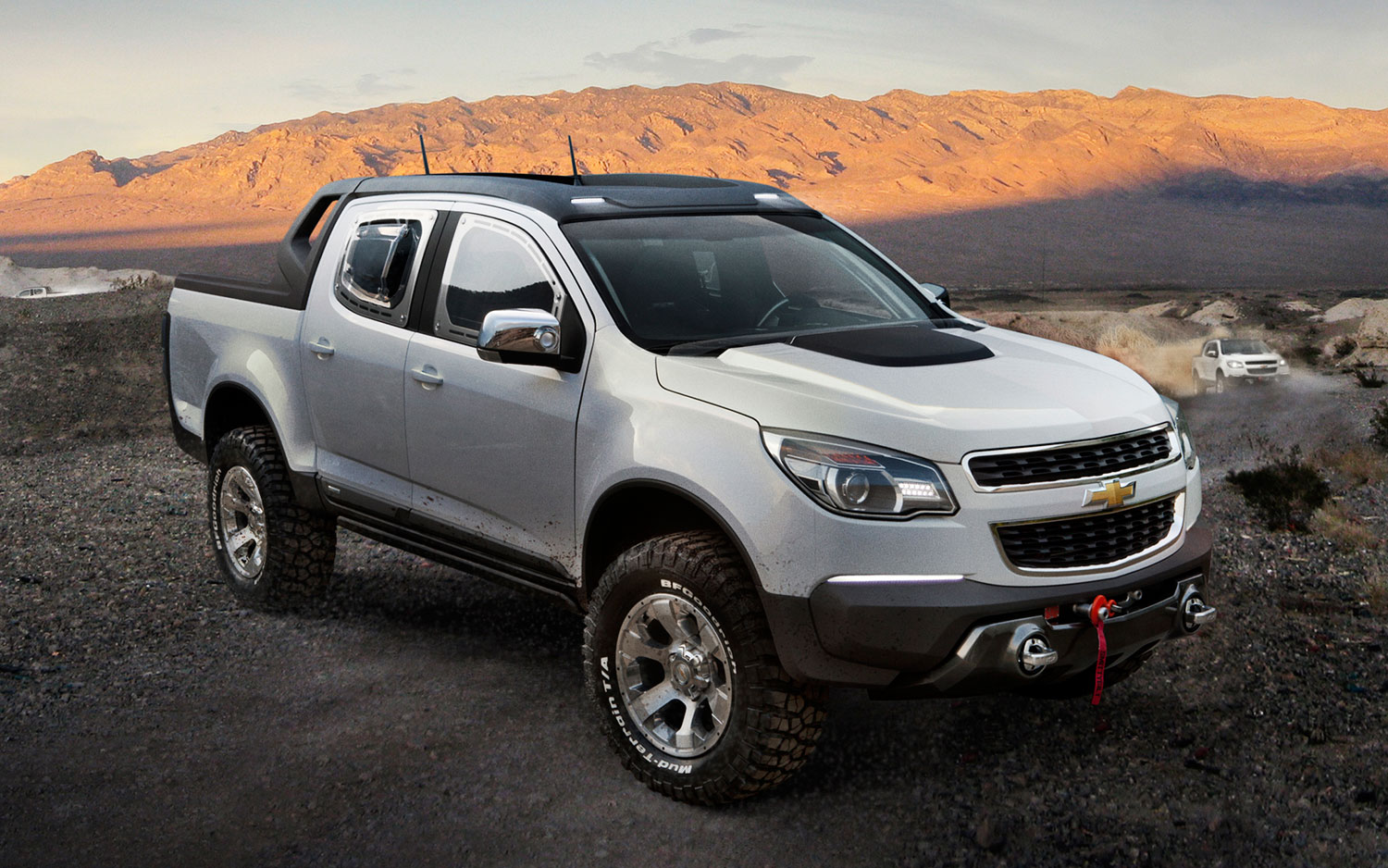 Chevrolet Colorado #6