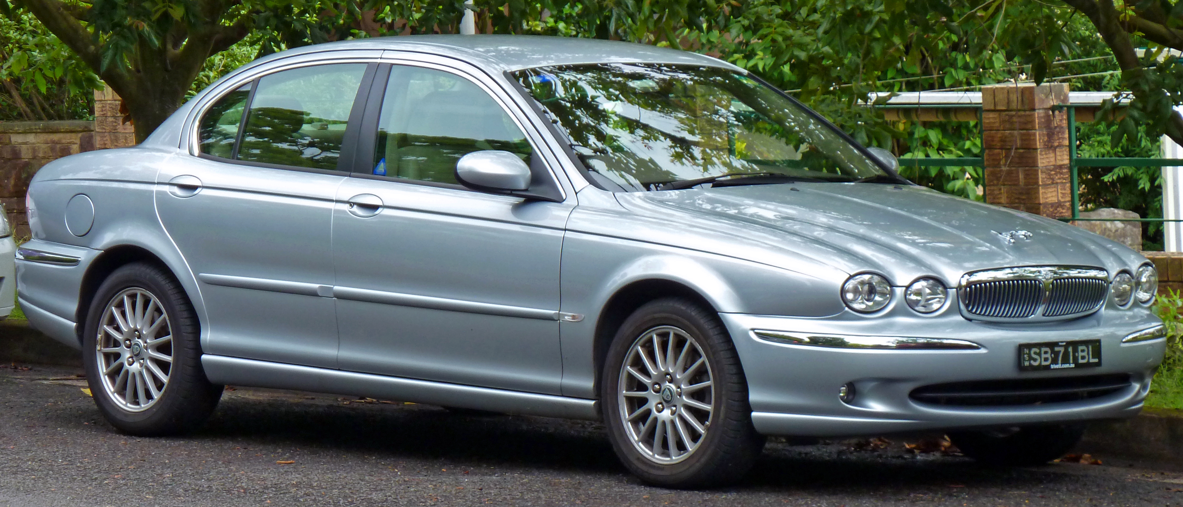 2007 Jaguar X-type #5