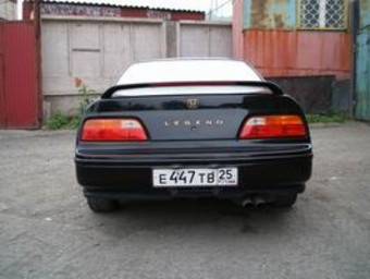 1993 Honda Legend #11