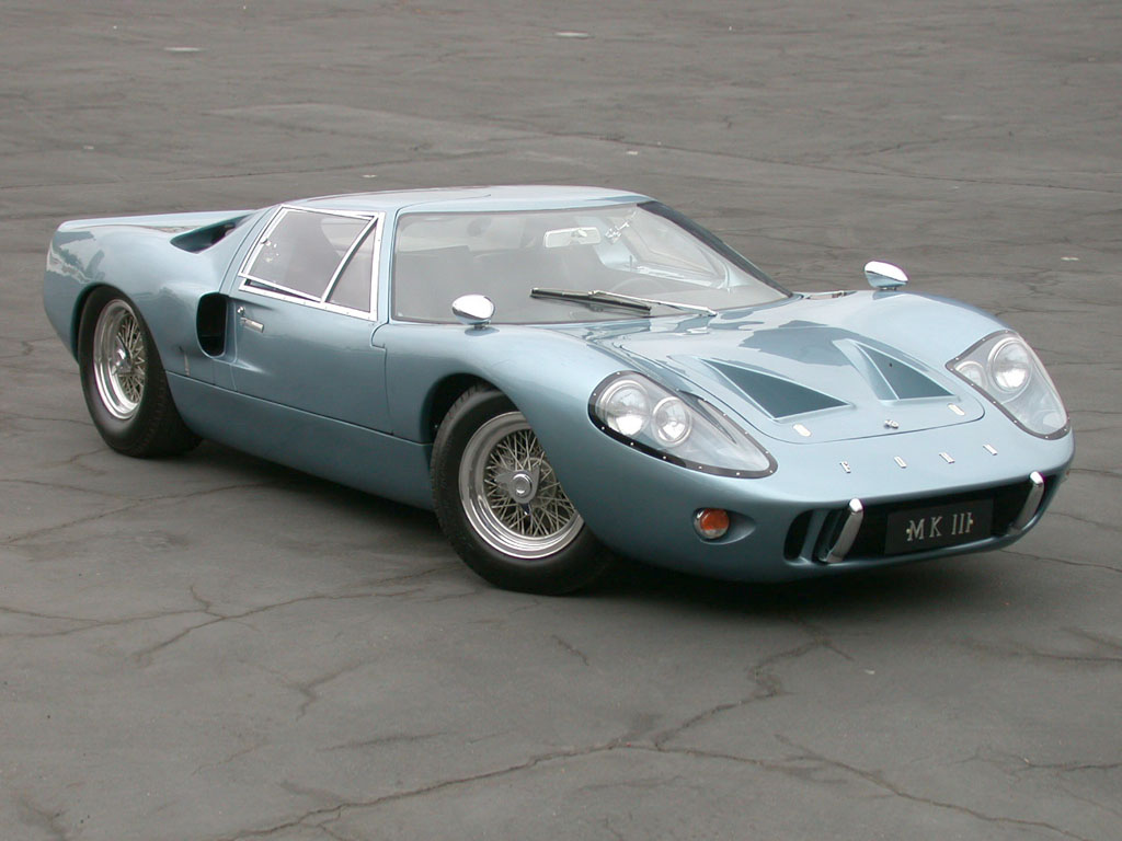 1966 Ford GT 40 #9