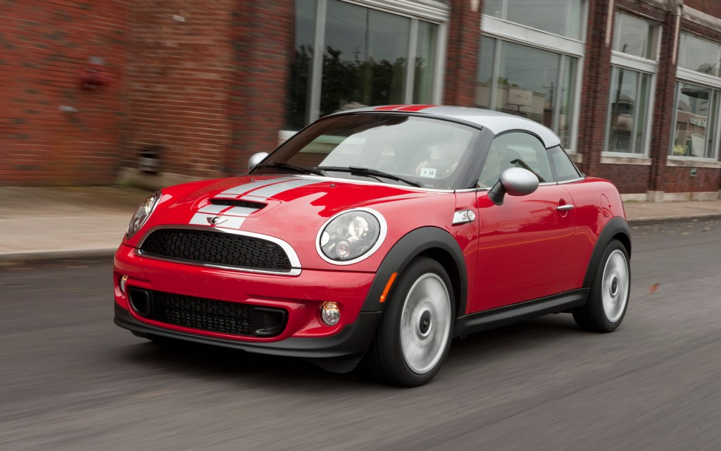 2013 Mini Cooper Coupe #13