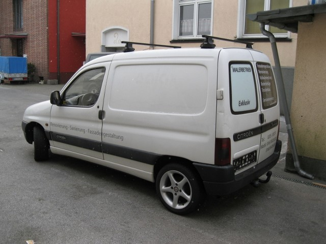 2000 Citroen Berlingo #16