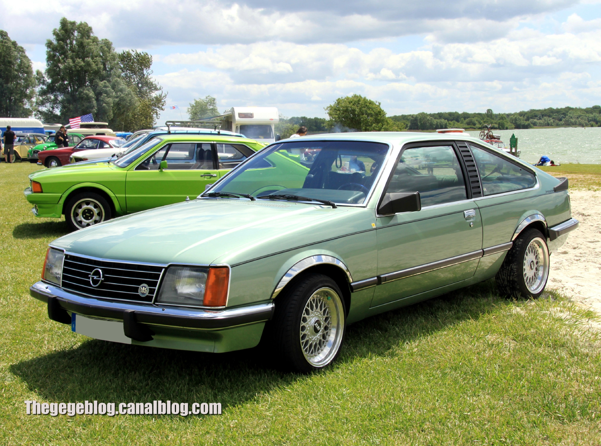 1987 opel monza photos informations articles. Black Bedroom Furniture Sets. Home Design Ideas