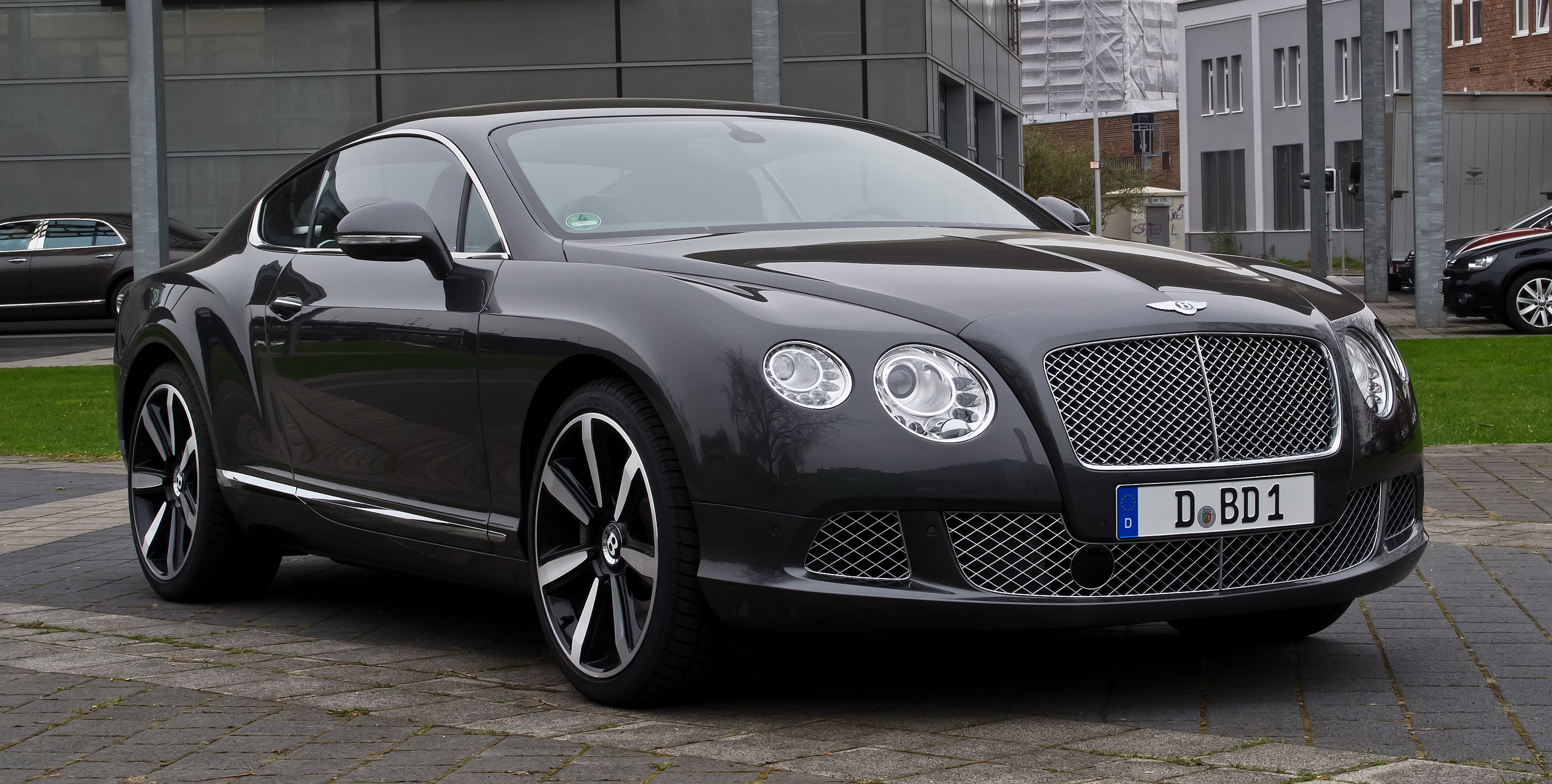 Bentley Continental Gt #8