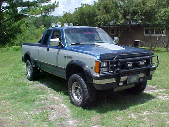 1990 Dodge Dakota #13