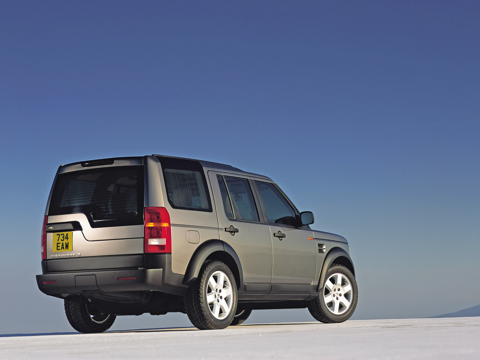 2005 Land Rover Discovery 3 #4