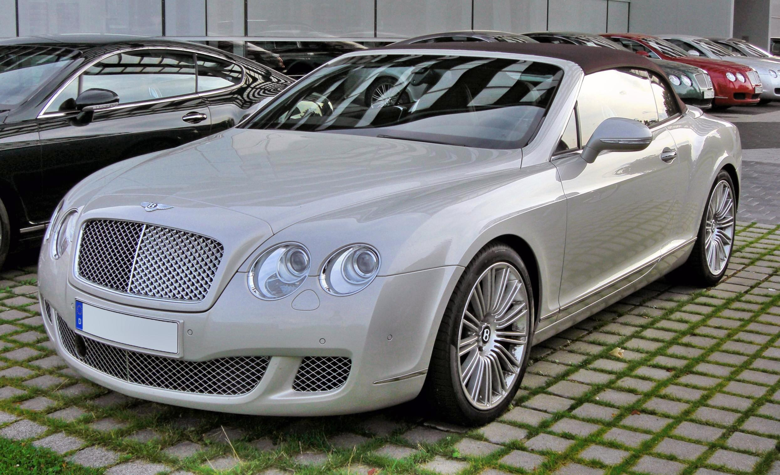 2009 Bentley Continental Gt Speed #3