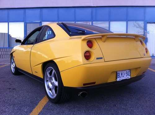 2000 Fiat Coupe #16