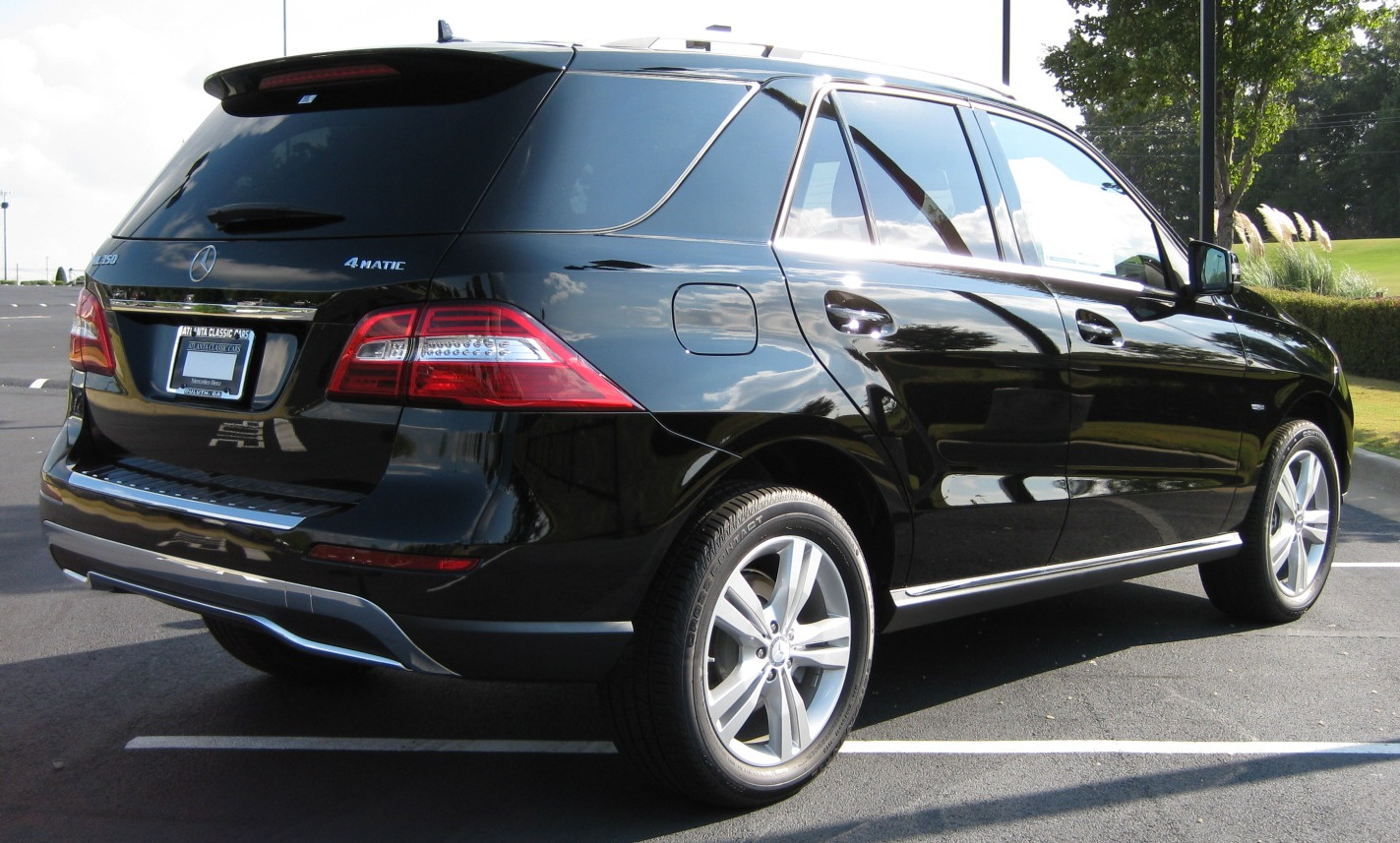 2012 Mercedes-Benz ML #18